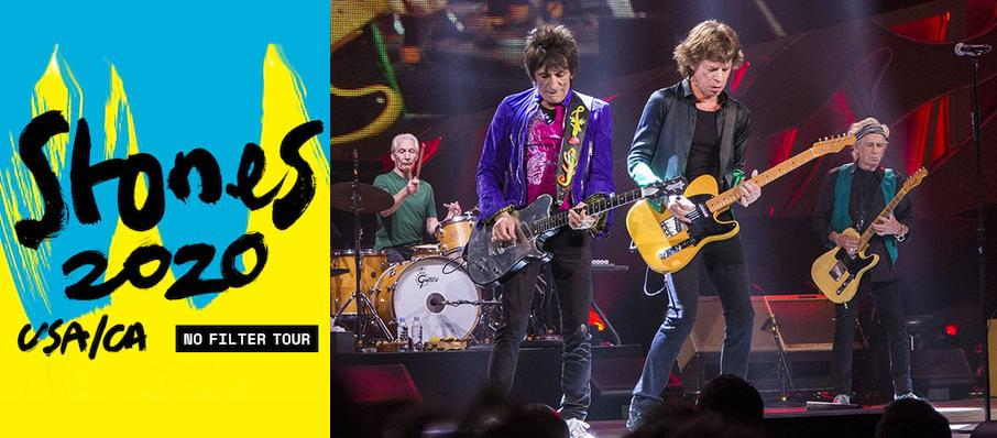 The Rolling Stones at Bank of America Stadium