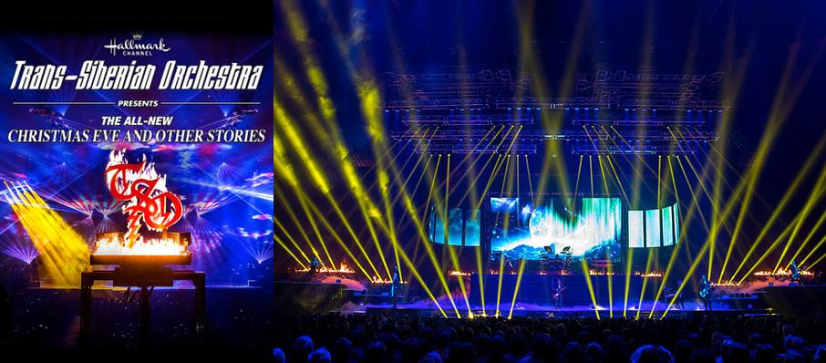 Trans-Siberian Orchestra at Spectrum Center