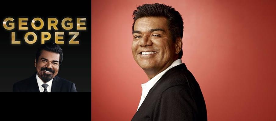 George Lopez at Ovens Auditorium