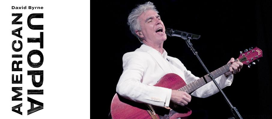 David Byrne at Ovens Auditorium