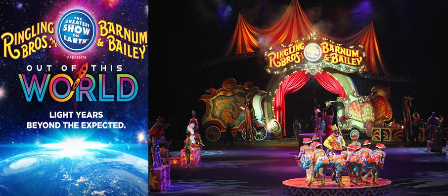 Ringling Bros. And Barnum & Bailey Circus at Time Warner Cable Arena