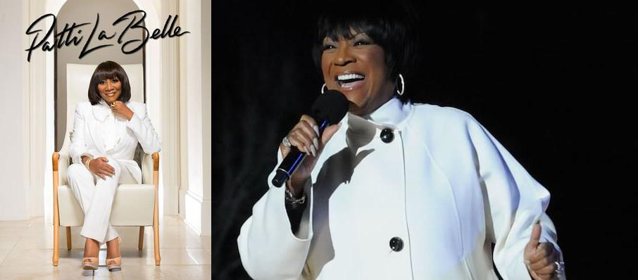 Patti Labelle at Belk Theatre