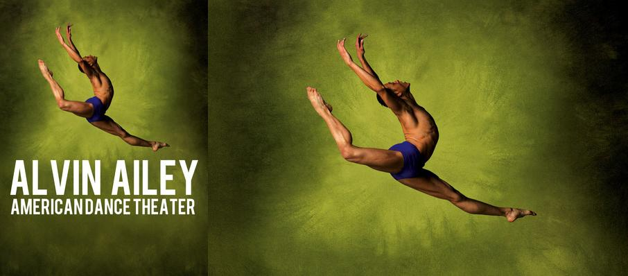 Alvin Ailey American Dance Theater at Belk Theatre