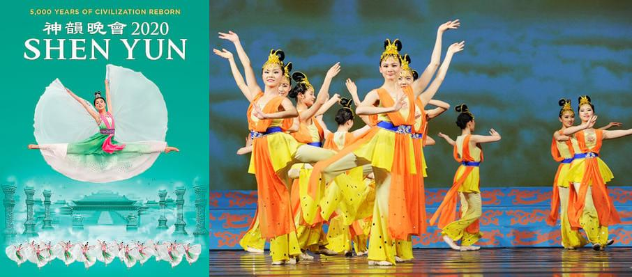 Shen Yun Performing Arts at Belk Theatre