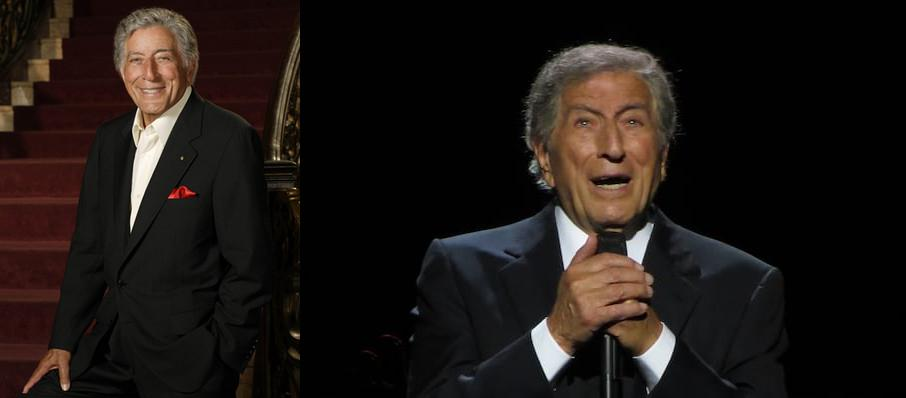 Tony Bennett at Ovens Auditorium