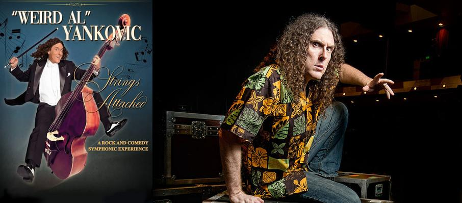 Weird Al Yankovic at Charlotte Metro Credit Union Amphitheatre