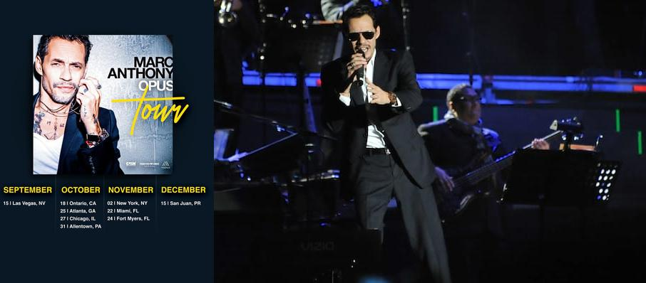 Marc Anthony at Spectrum Center