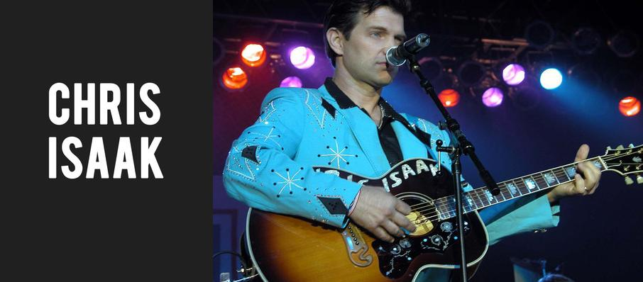 Chris Isaak at Knight Theatre