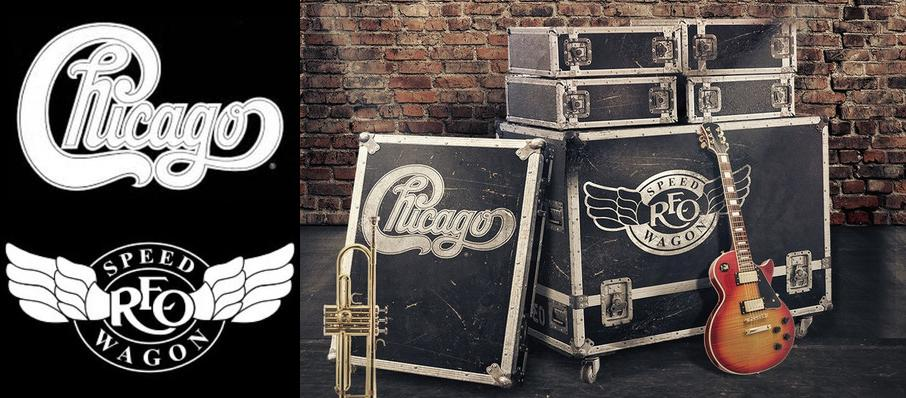 Chicago & REO Speedwagon at PNC Music Pavilion