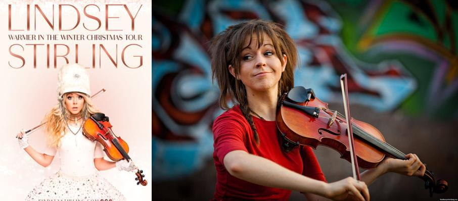 Lindsey Stirling at Ovens Auditorium