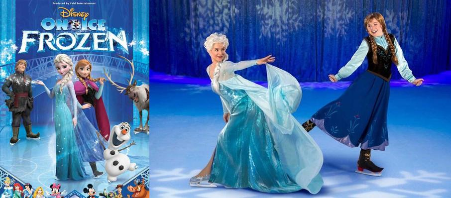 Disney On Ice%3A Frozen at Time Warner Cable Arena