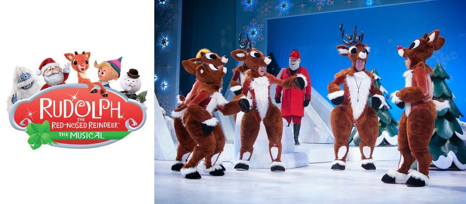 Rudolph the Red-Nosed Reindeer at Ovens Auditorium