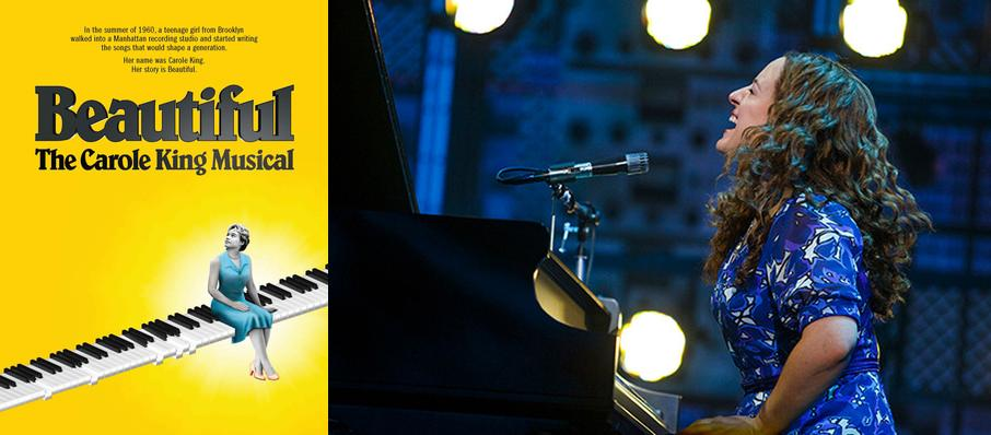 Beautiful: The Carole King Musical at Ovens Auditorium