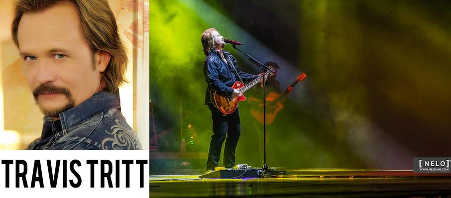 Travis Tritt at Ovens Auditorium