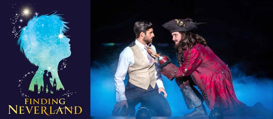 Finding Neverland at Belk Theatre