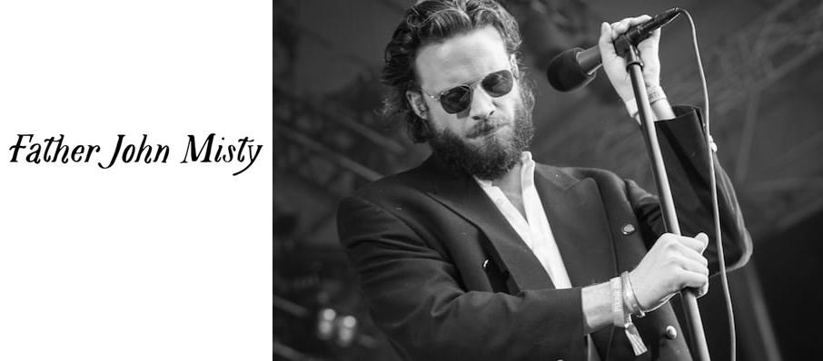 Father John Misty at Fillmore Charlotte