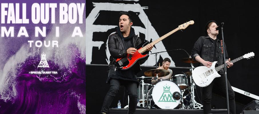 Fall Out Boy at Spectrum Center