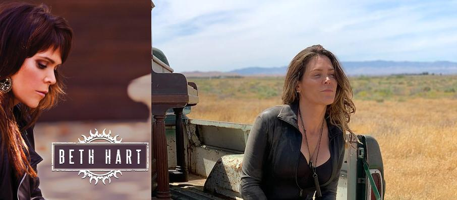 Beth Hart at Knight Theatre
