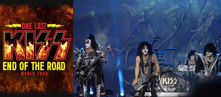 KISS at PNC Music Pavilion