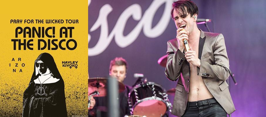 Panic! at the Disco at Spectrum Center