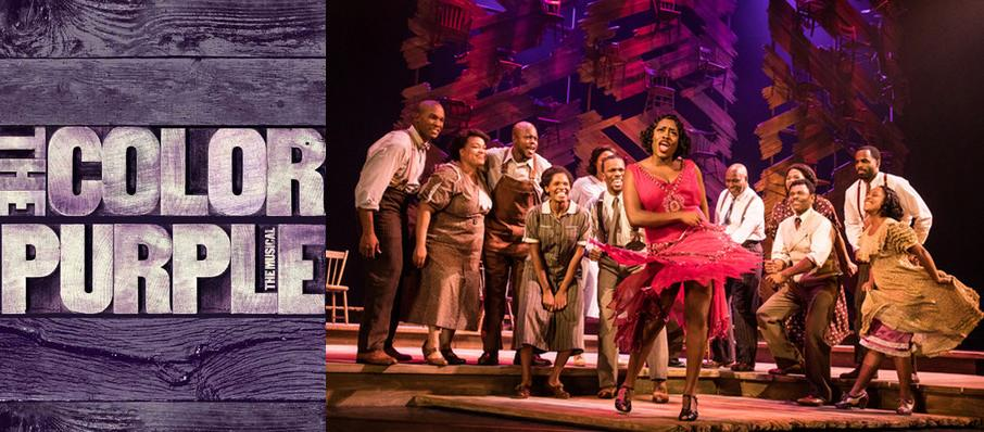 The Color Purple at Ovens Auditorium