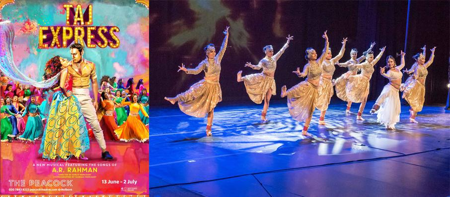 Taj Express: The Bollywood Musical Revue at Knight Theatre