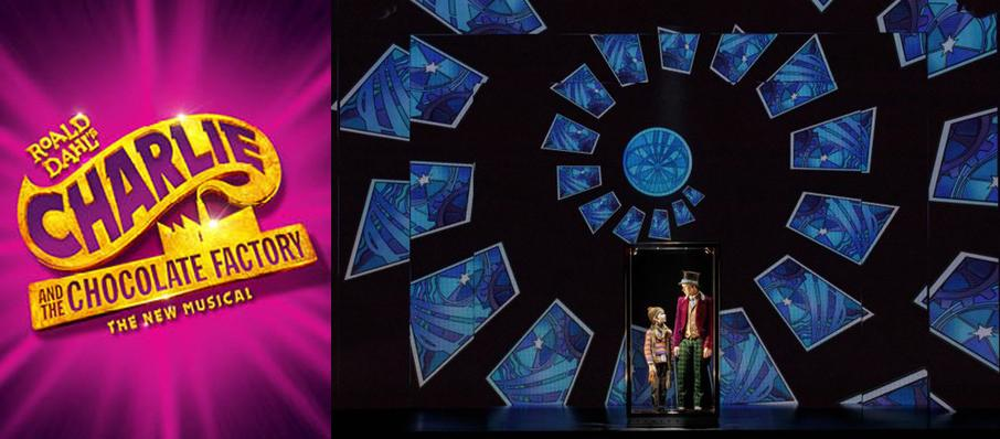 Charlie and the Chocolate Factory at Ovens Auditorium