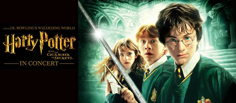 Film Concert Series - Harry Potter and The Chamber of Secrets at Ovens Auditorium