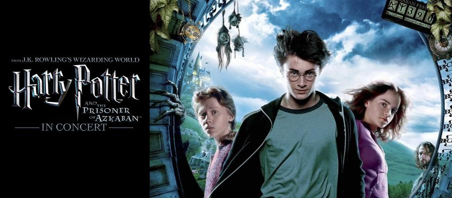 Harry Potter and the Prisoner of Azkaban in Concert at Ovens Auditorium