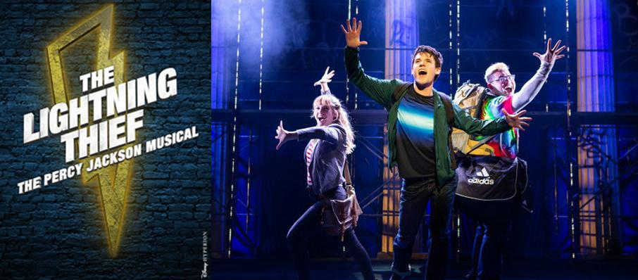 The Lightning Thief: The Percy Jackson Musical at Knight Theatre