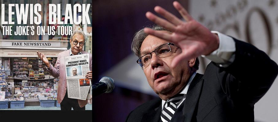 Lewis Black at Knight Theatre