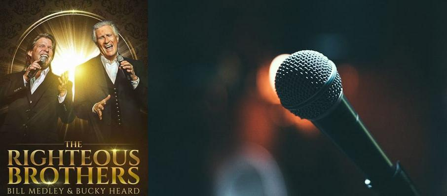 The Righteous Brothers at Knight Theatre