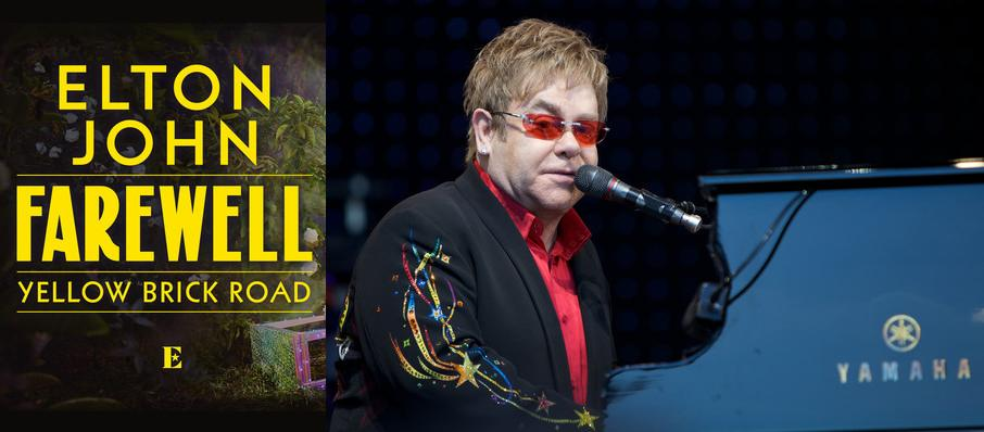 Elton John at Spectrum Center