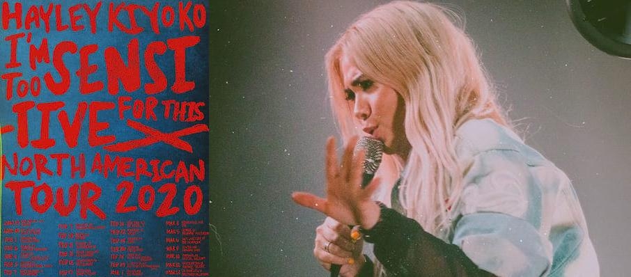 Hayley Kiyoko at The Underground Charlotte
