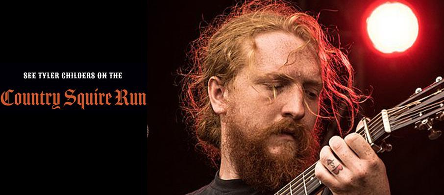 Tyler Childers at Fillmore Charlotte