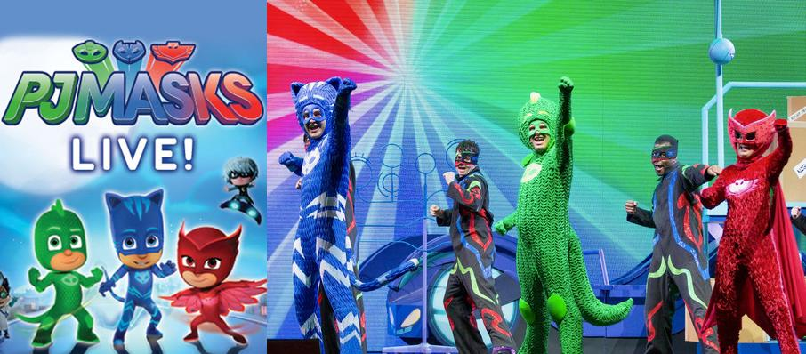 PJ Masks Live at Ovens Auditorium