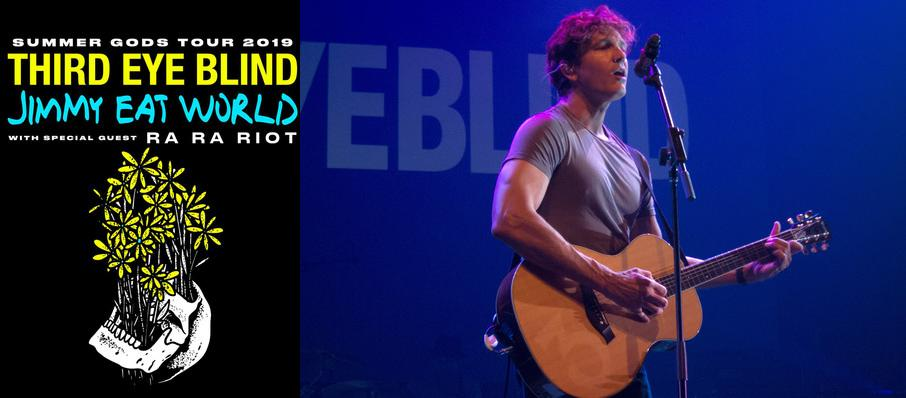 Third Eye Blind and Jimmy Eat World at PNC Music Pavilion