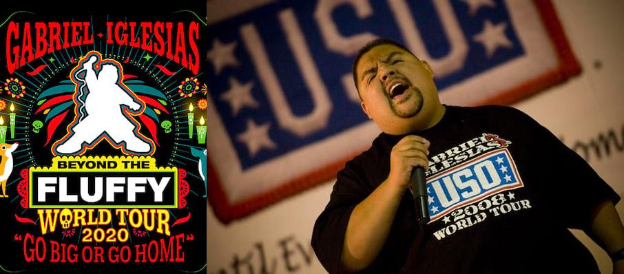 Gabriel Iglesias at Ovens Auditorium
