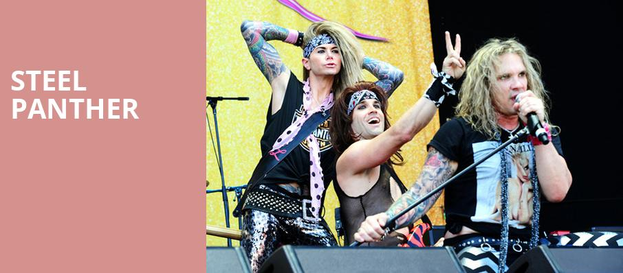 Steel Panther, Fillmore Charlotte, Charlotte