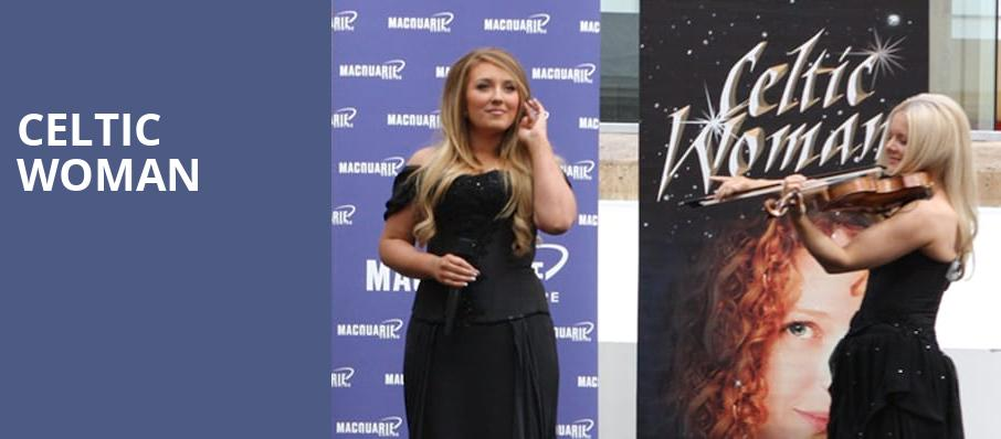 Celtic Woman, Belk Theatre, Charlotte