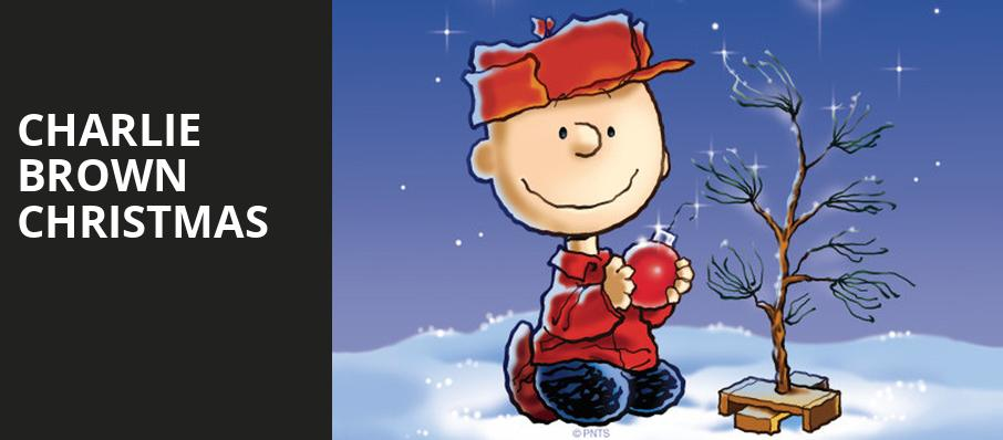 Charlie Brown Christmas, Ovens Auditorium, Charlotte