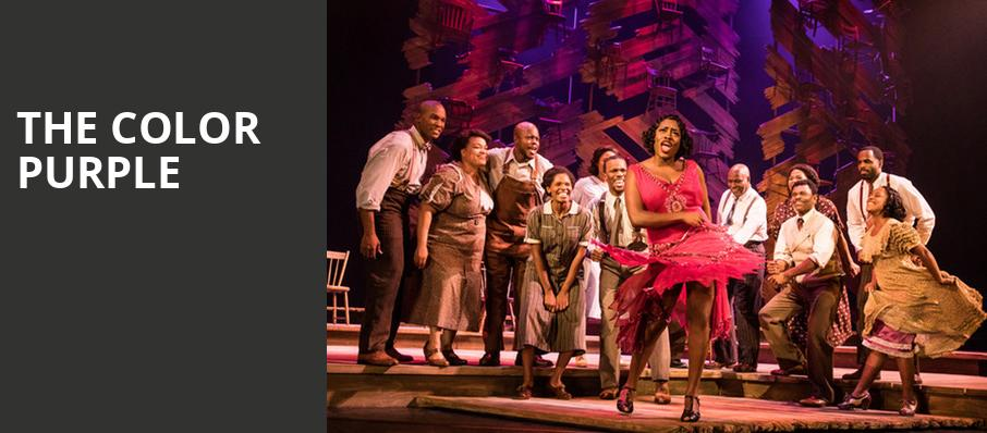 The Color Purple, Ovens Auditorium, Charlotte