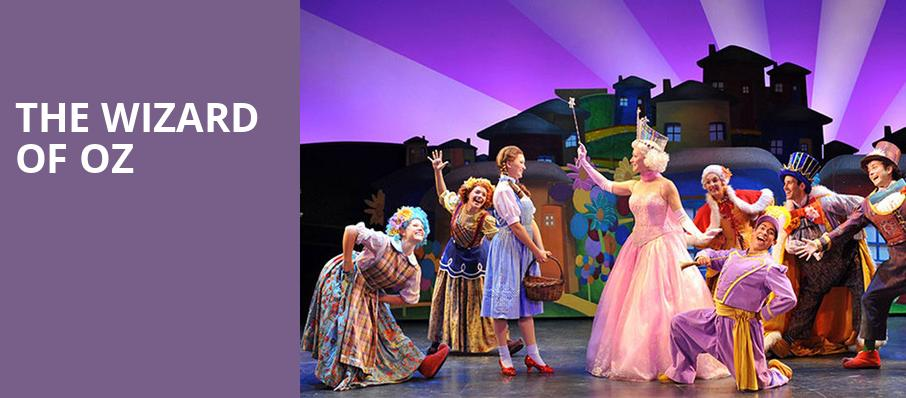 The Wizard of Oz, Ovens Auditorium, Charlotte