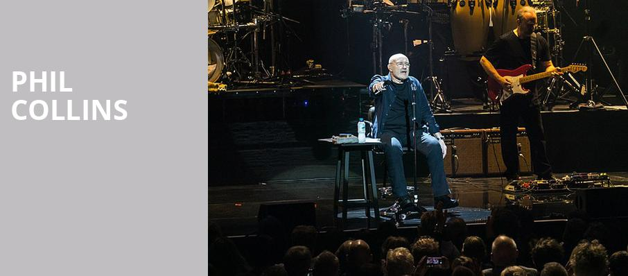 Phil Collins, Spectrum Center, Charlotte