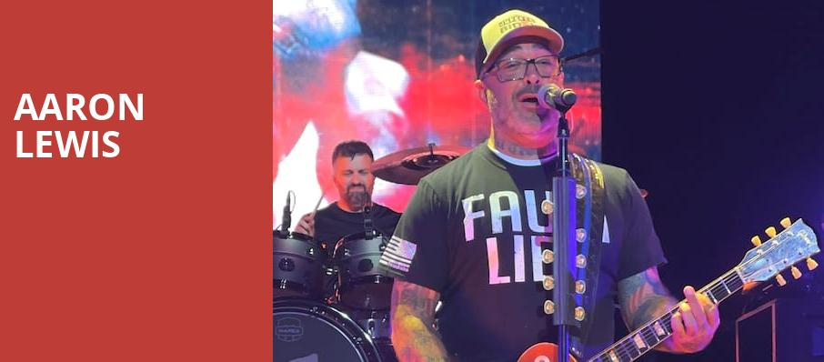 Aaron Lewis, Fillmore Charlotte, Charlotte