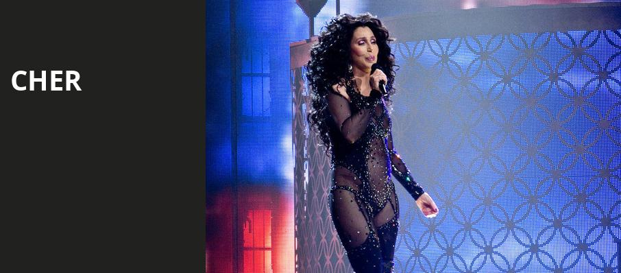 Cher, Spectrum Center, Charlotte