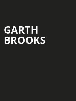 Garth Brooks Poster
