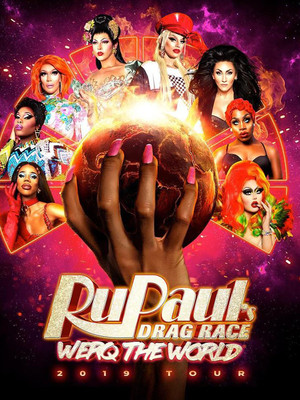 RuPauls Drag Race, Amos Southend, Charlotte