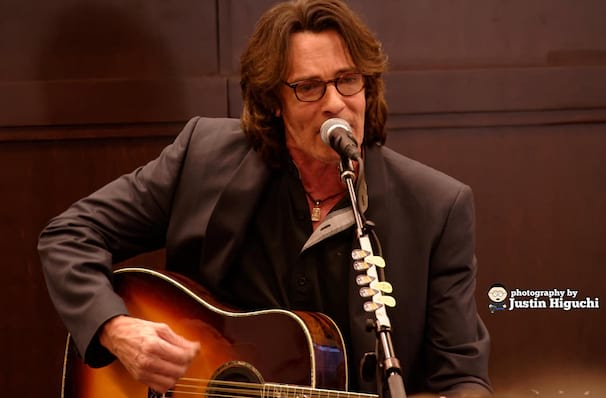 Rick Springfield dates for your diary