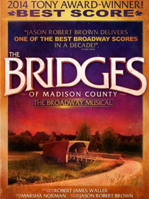 The Bridges of Madison County, Knight Theatre, Charlotte